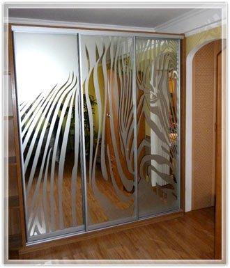 зеркала по индивидуальным размерам